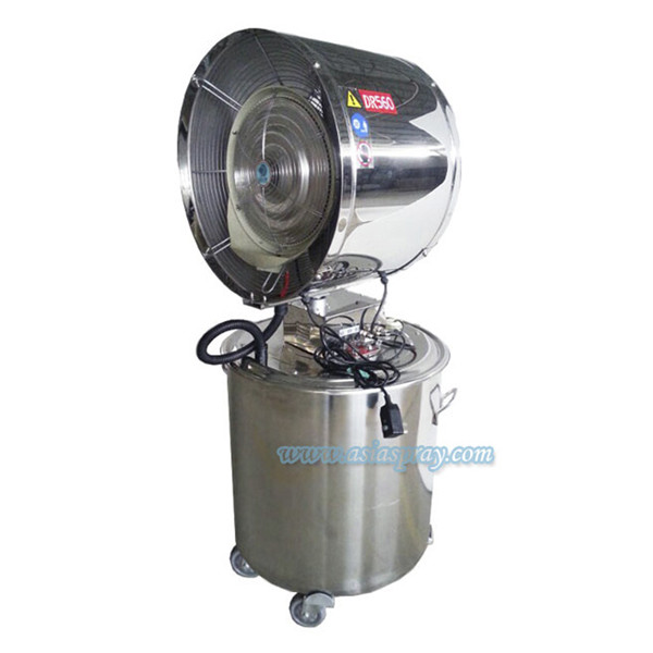 Super High Pressure Blowers : Deeri oscillating and large capacity stainless steel spray