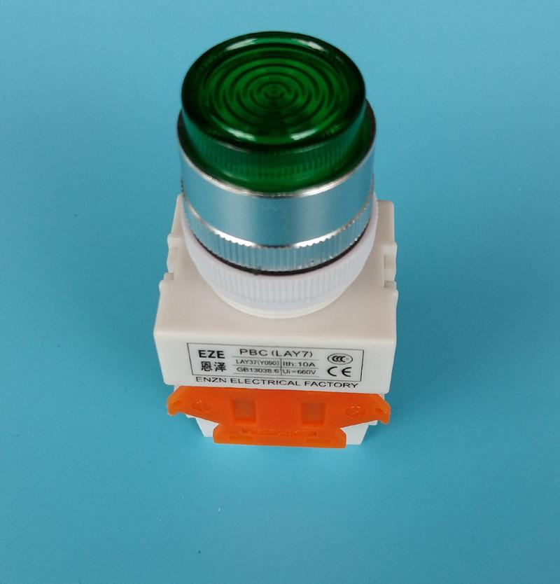 Auto Lock Lay37 Yo90 11dn Knbo Push Button Switch