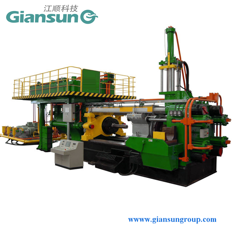 500T (3'') Aluminum Extrusion Press For Thin And Small ...