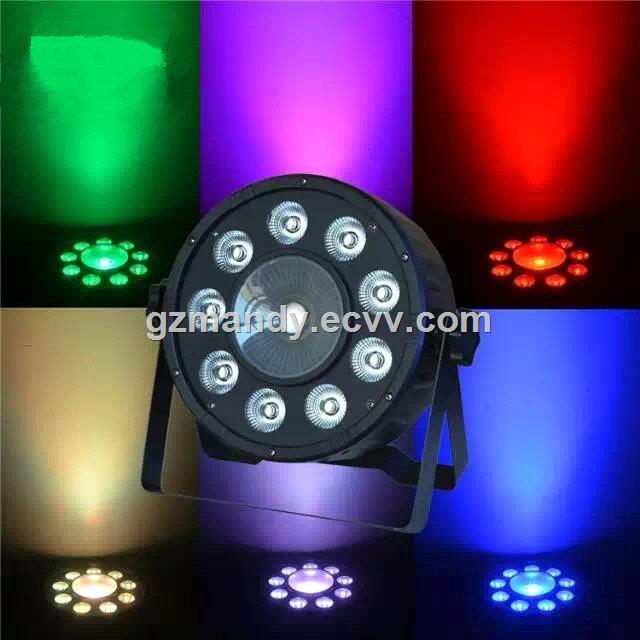 LED 9*10w+1*30w Cree 3in1 Plastic Par Light(MD-C052)