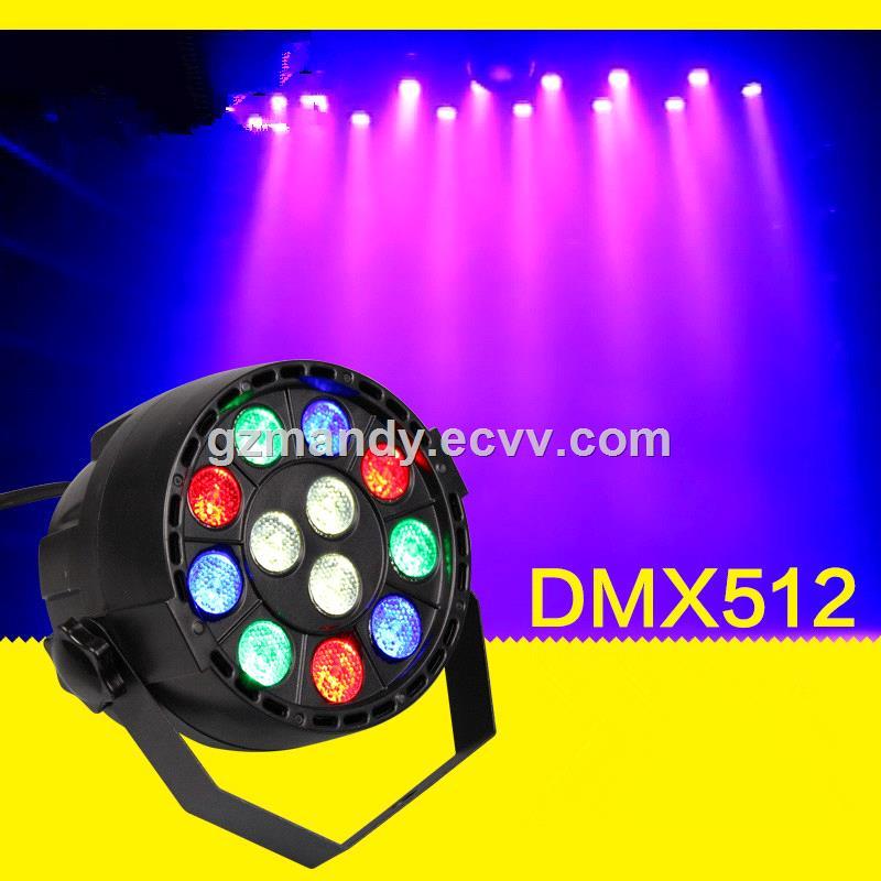 LED 12*1W RGBW Plastic Par Light(MD-C053)