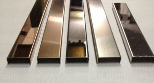 Inside Corner Metal Stainless Steel Tile Trim From China