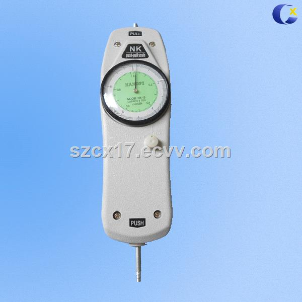 Push Pull Force Gauge : High accuracy mini handheld push pull force gauge