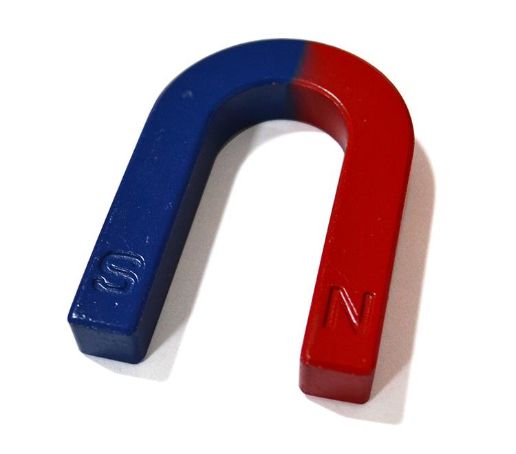 U shape education alnico horseshoe magnet for teaching