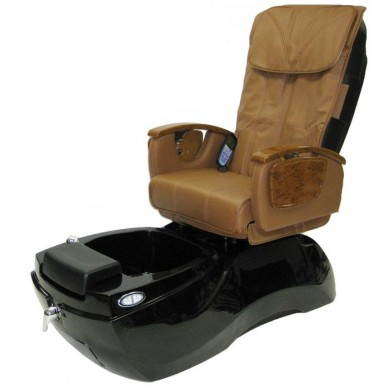 Elle spa lounge pedicure chair bench station purchasing for Fish pedicure dc