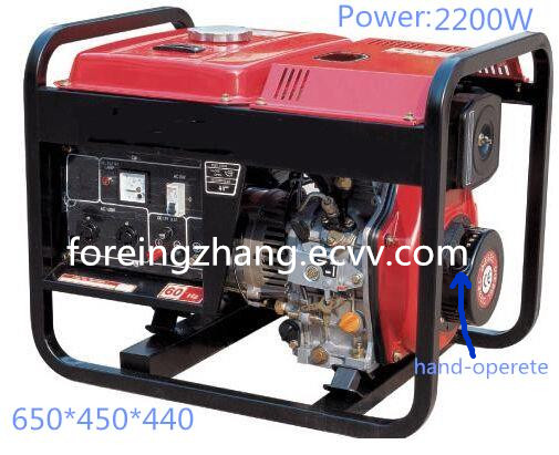 Professional Manufacture of Gasoline Generator Sets