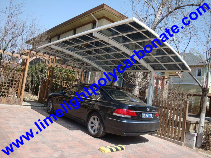 Carports For Cars 8 : Garage carport outdoor aluminium garden