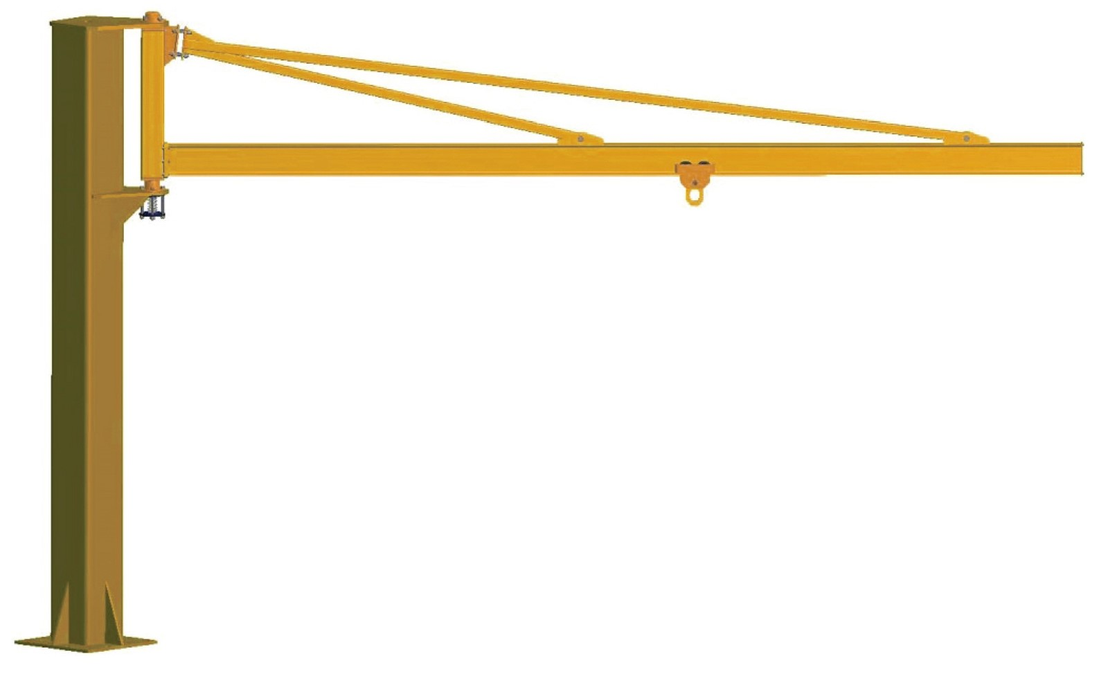 Articulated Arm Lifting Devices : Aardwolf colimn articulated crane purchasing souring