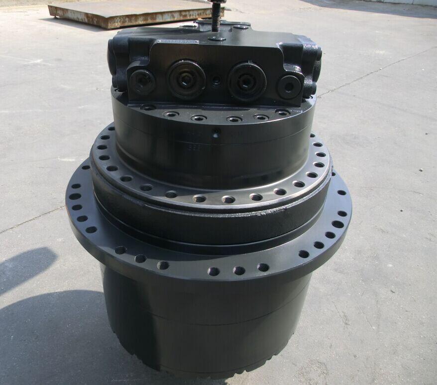 Volvo excavator track device motor ec240ec360 ec360b for Hydraulic track drive motor