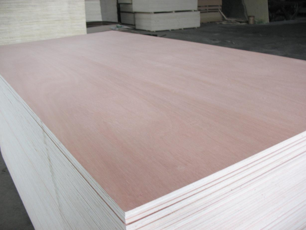 Marine Grade Polymer Board : Shandong low price packing grade plywood for pallet