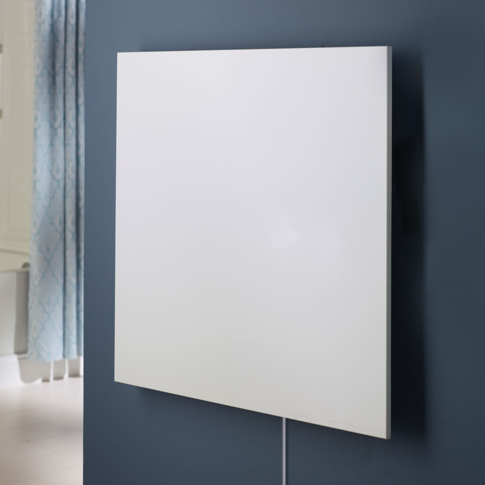 Infrared White Heating Panels Electric Home Heater