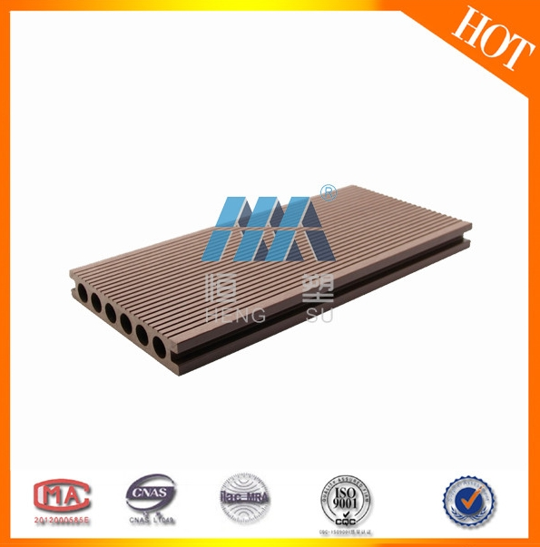 Wpc brand new exterior composite decking boards purchasing for Best composite decking brand 2016