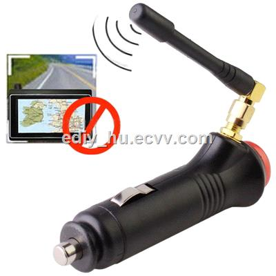 Car anti tracker gps signal blocker - jammers gps signal blocker