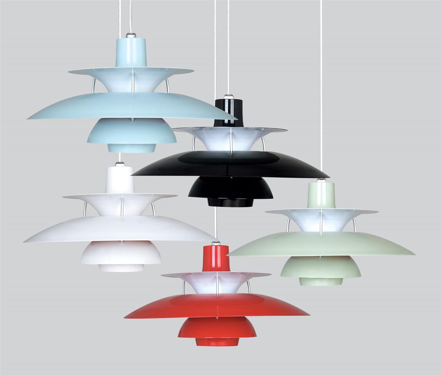 Louis Poulsen PH 5 & PH 50 Pendant Lamp