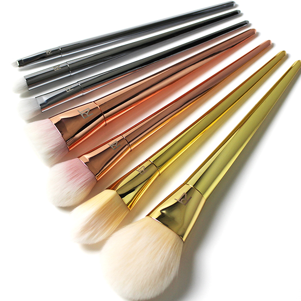 Brush (CO) United States  city photos gallery : ... Bold Metals Collection Makeup Brush set United States makeup brush