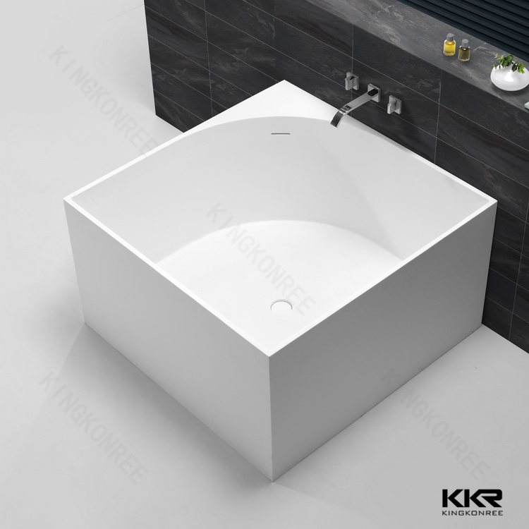 Artificial Stone Freestanding Bath Tub Very Small Bathtubs ...