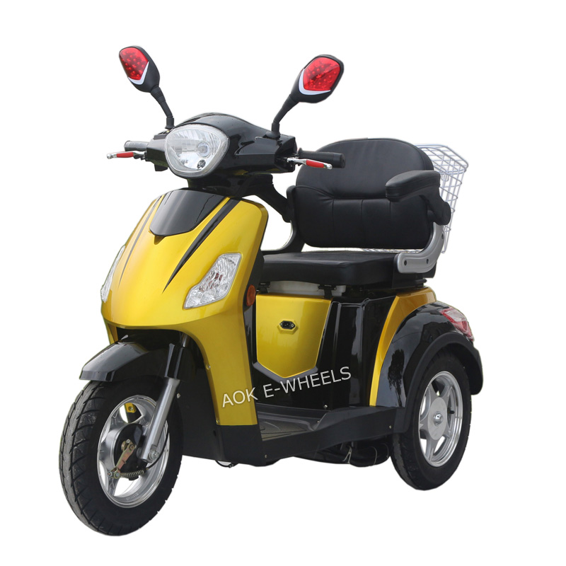 500w motor electric mobility scooter with drum brake tc. Black Bedroom Furniture Sets. Home Design Ideas