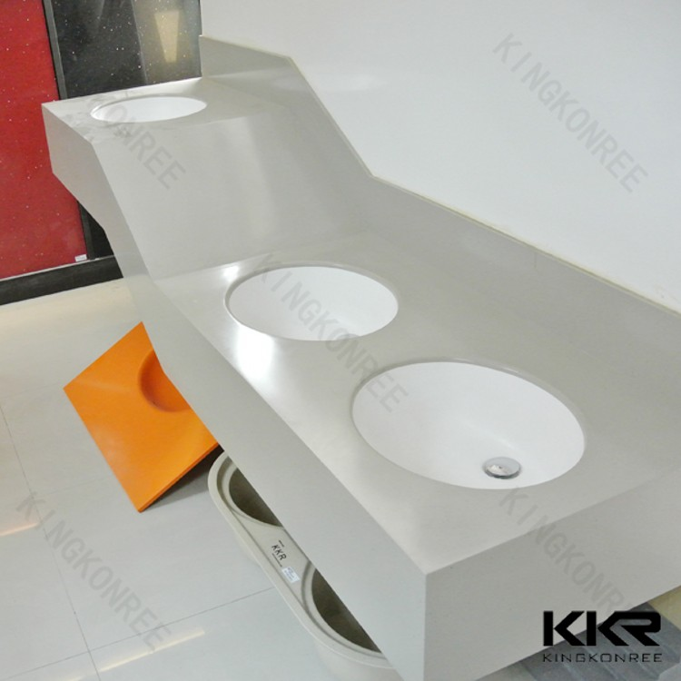 Acrylic Solid Surface Stone Bathroom Vanity Top Purchasing