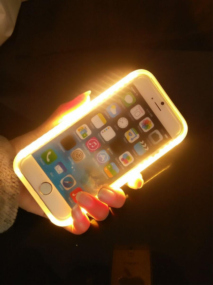 Как сделать на айфоне подсветку на звонке