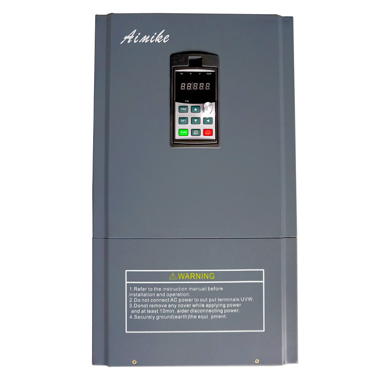 22kw 3 Phase Input Frequency Inverter For Pump Motor