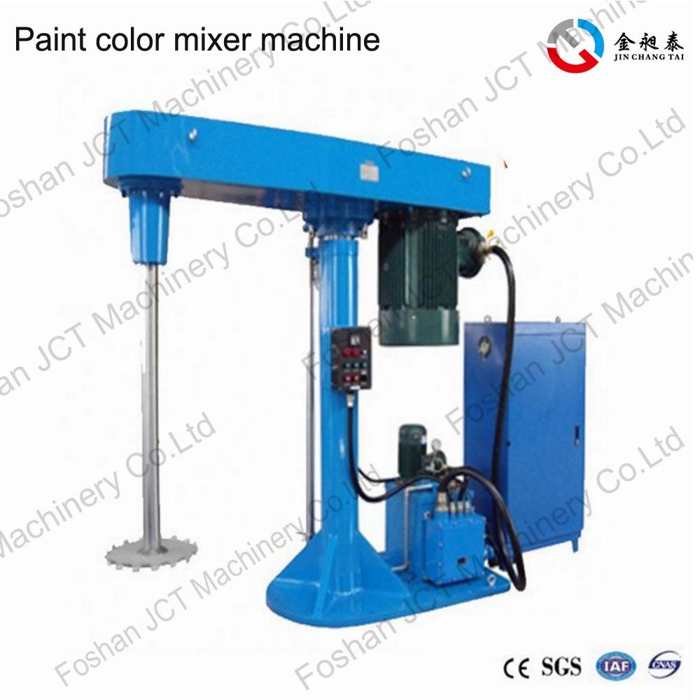 auto paint mixer machine
