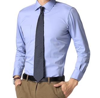 Business casual shirt male pure white shirt occupation for Business casual white shirt