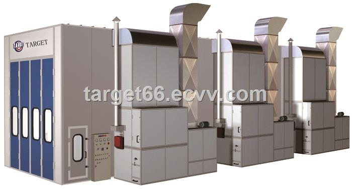 Used Truck Paint Booth For Sale From China Manufacturer