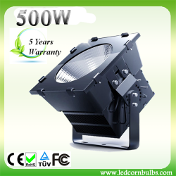 Fin Style 500W LED High Bay Light CE RoHS Certified 3years Warranty TE