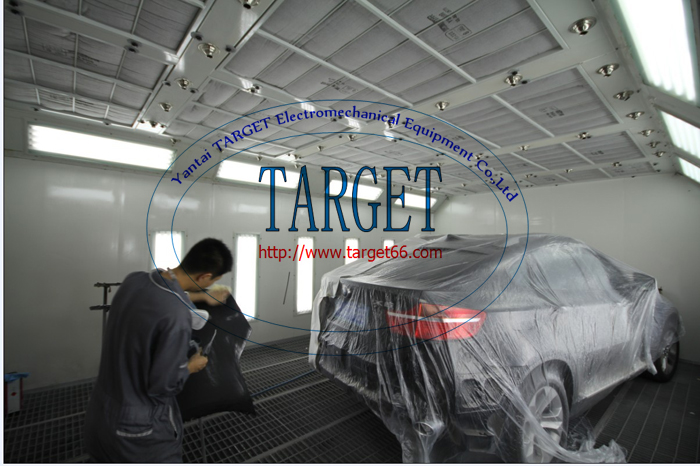 cars water based car painting spray booth tg 70d china car spray. Black Bedroom Furniture Sets. Home Design Ideas