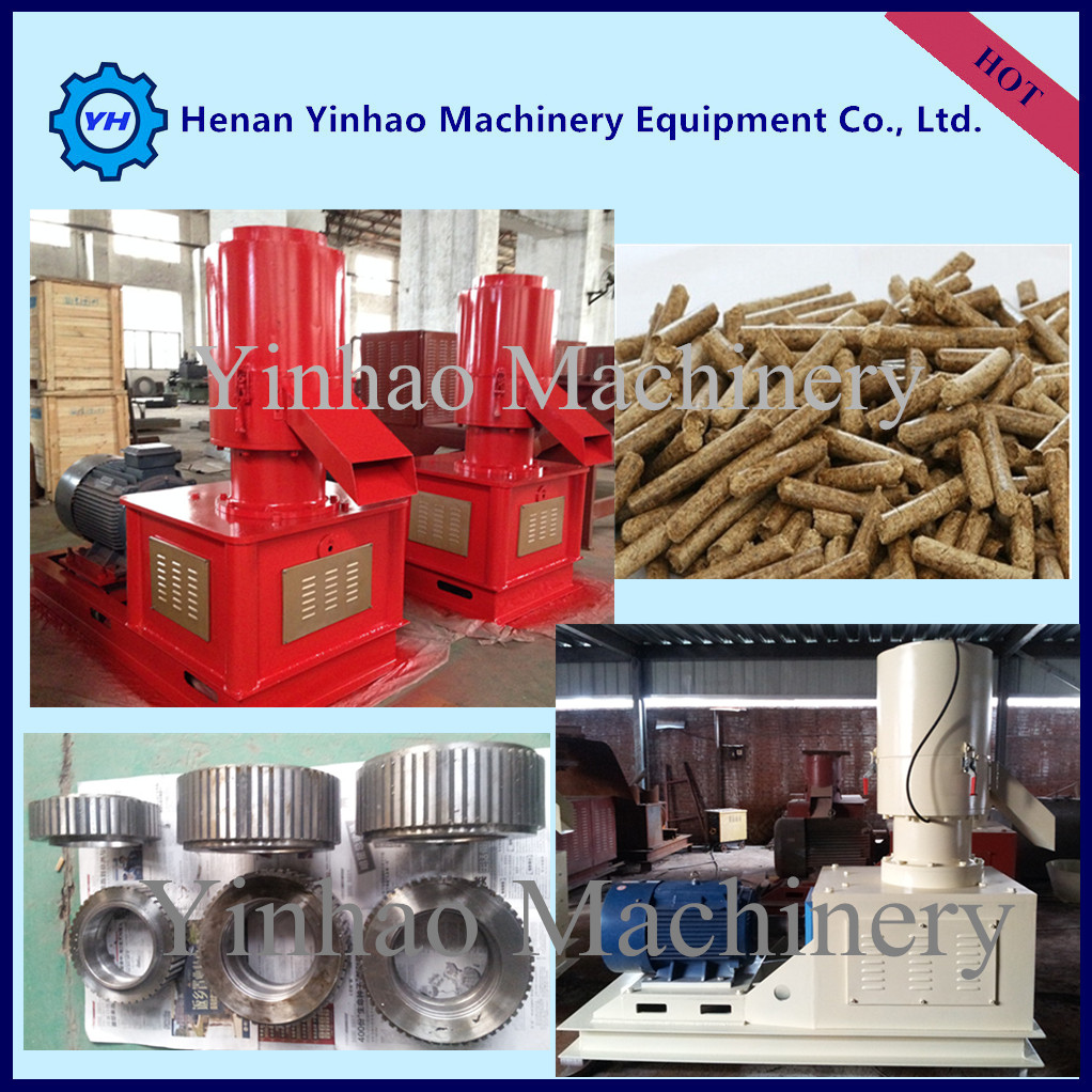 Yinhao brand wood pellet machine feed