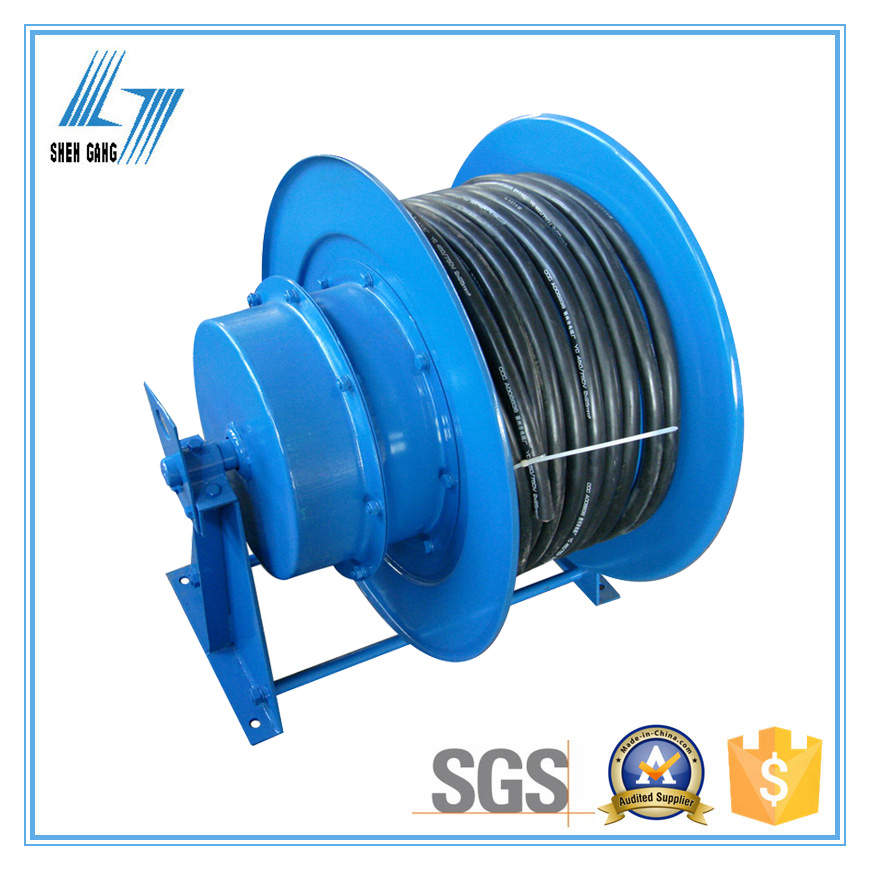 Service Electric Cable : Spring driven electric cable reel purchasing souring