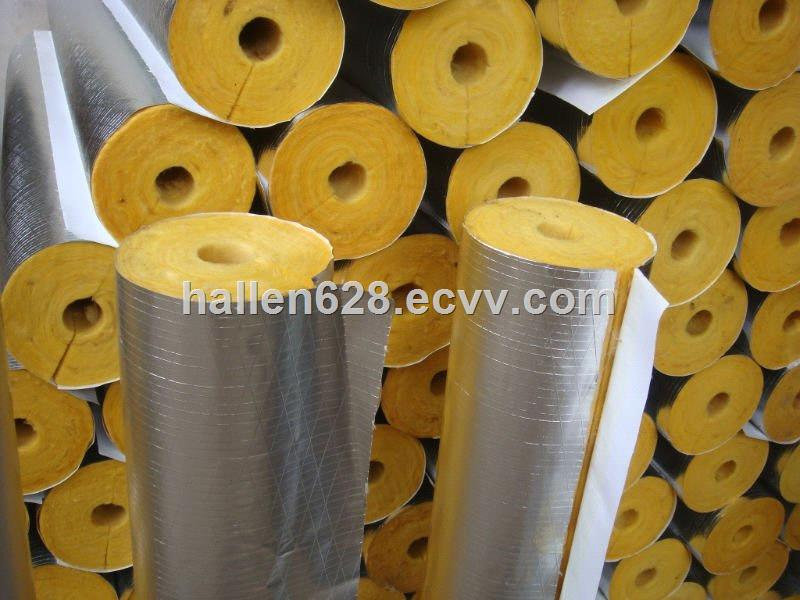 Fiberglass pipe section purchasing souring agent ecvv for Fiberglass wool insulation