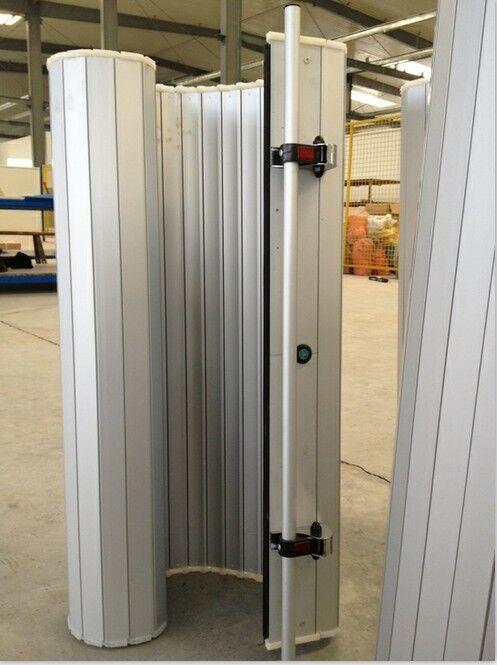 Aluminum Rolling Doors : Aluminum roll up door for truck rolling fx