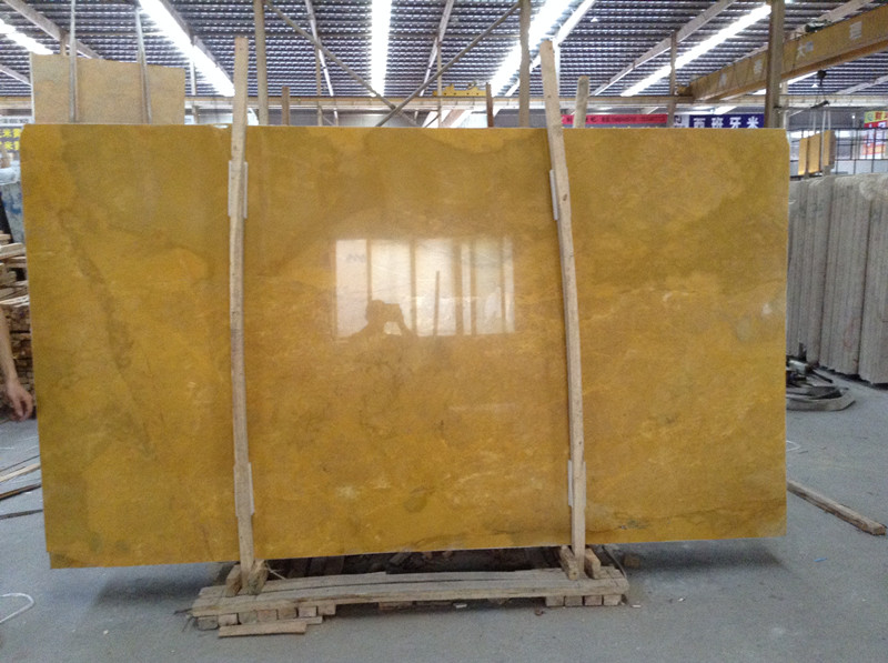 Granite Slabs For Photo Booth : Yellow color marble slabs golden purchasing
