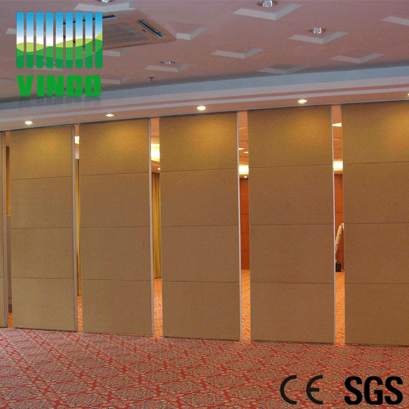 Fabric Covered Mdf Room Divider Screen