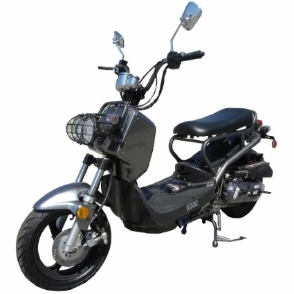 50cc Ruckus Style 4 Stroke Boss Scooter Purchasing