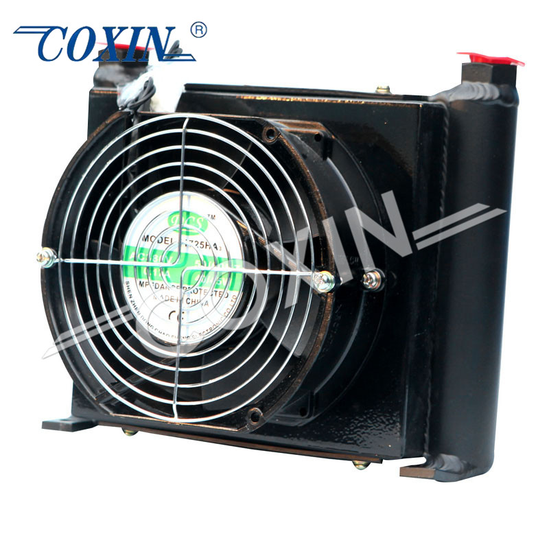 Industrial Hydraulic Oil Cooler : Hydraulic oil cooler af for system