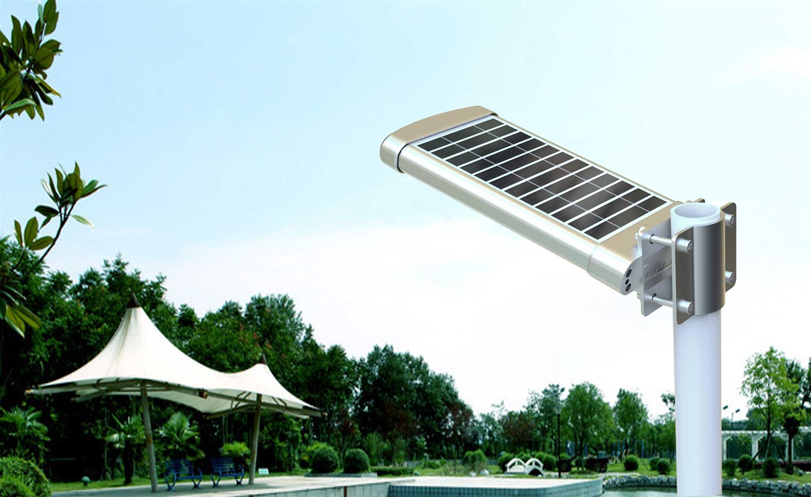 solar powered street light thesis