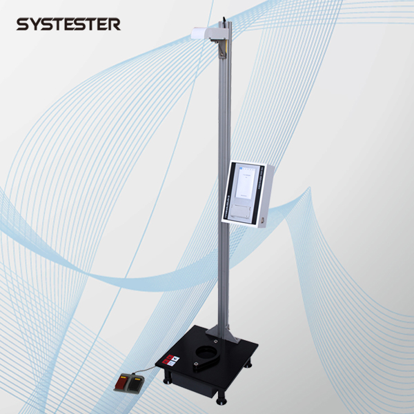 Resistance Tester In Plastic Molding : Impact resistance tester of aluminum plastic composite