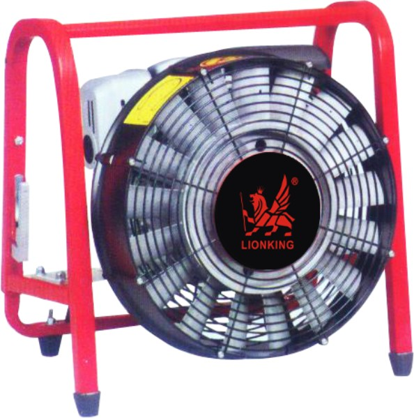 Firefighting Gear Extractor ~ Petrol driven blowers extractor fans smoke exhaust