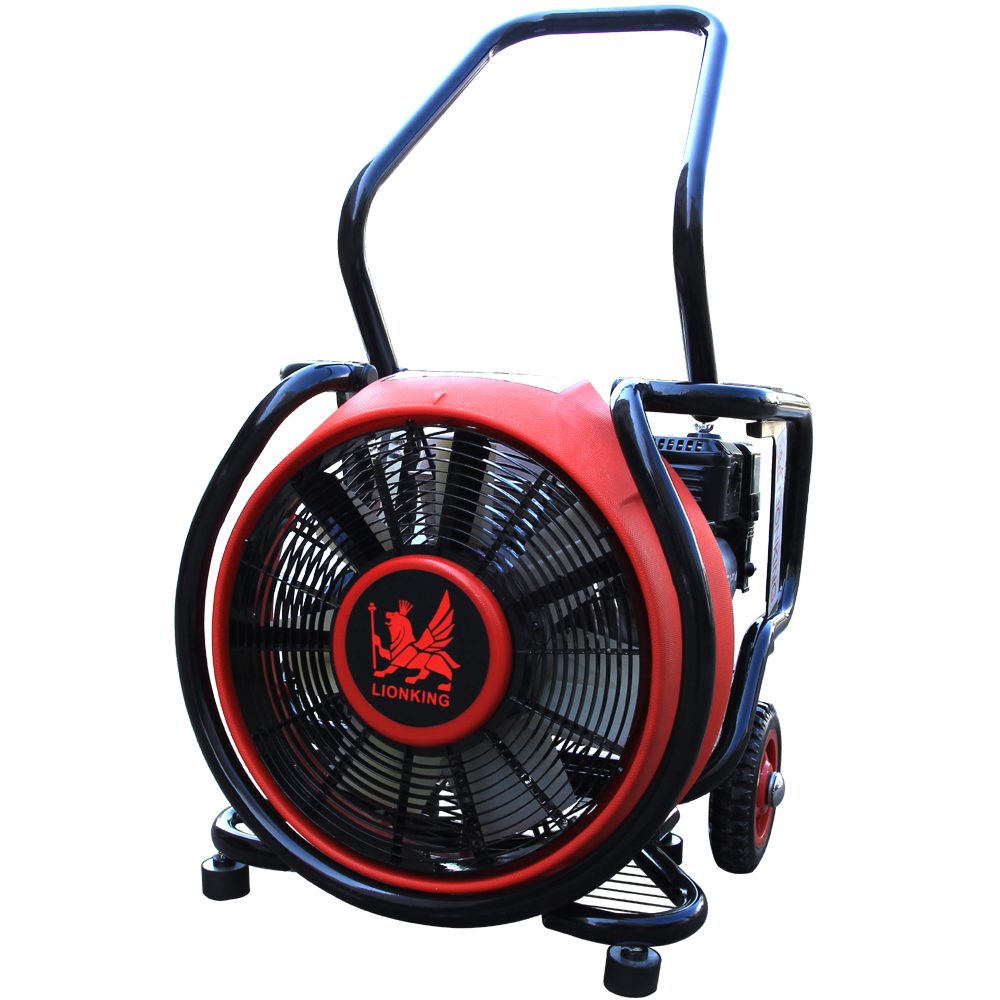Smoke Extractor Fans : Mt gasoline engine powered blowers ppv fans smoke