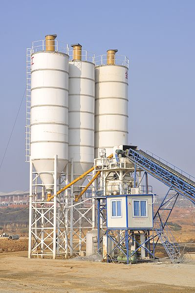 Mini Concrete Batch Plant : Mini batching plant concrete purchasing souring agent