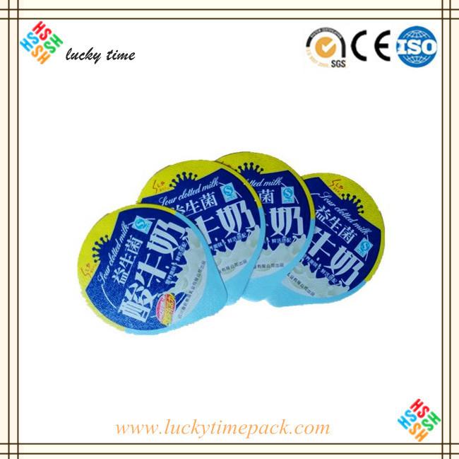 Aluminum Foil Lids For Yogurt Cover Purchasing Souring