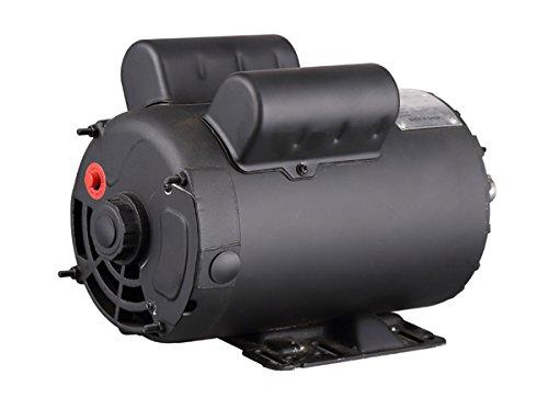 Nema cm05256 5hp spl odp air compressor asynchronous ac for 5hp air compressor motor starter