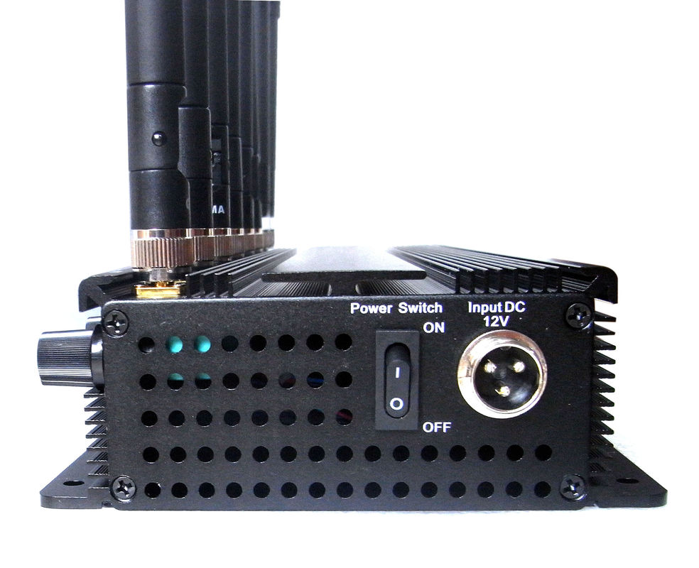 Min gps wifi jammer v3 - Portable High Power Wi-Fi & Cell Phone Jammer with Fan (CDMA GSM DCS PCS 3G)