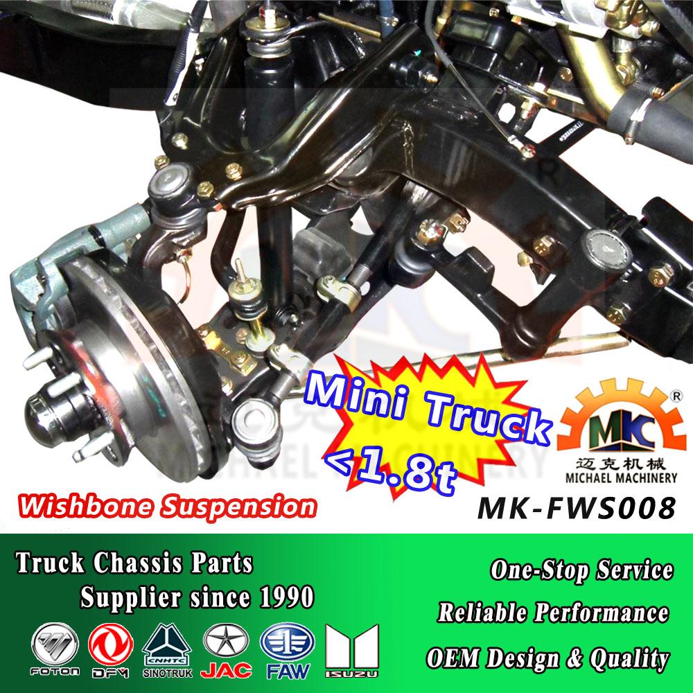 Mini Truck Axles : Mini truck mcpherson front independent suspension