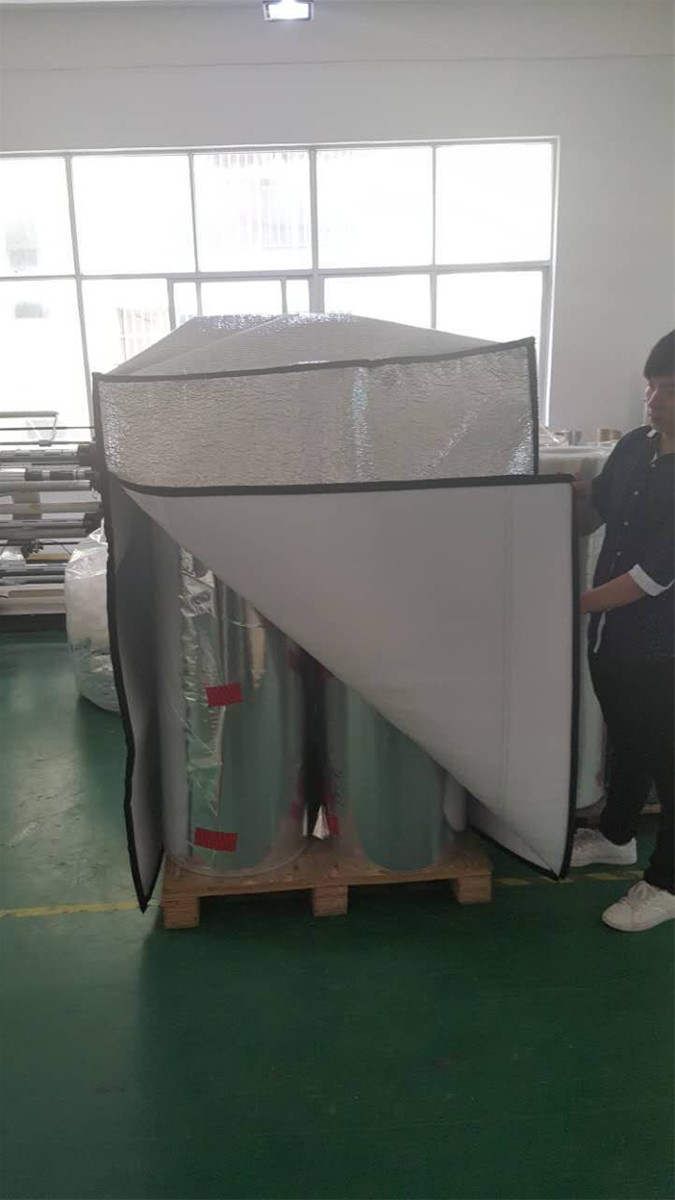 Isolation sea bulk container liner dry bulk container for Container isolation