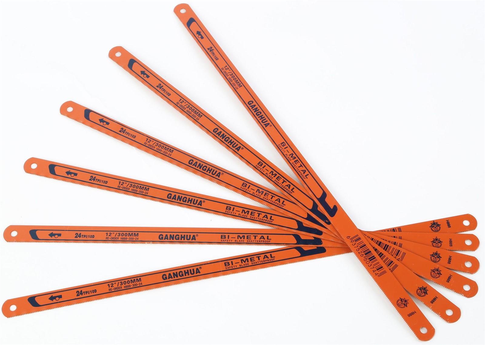 Hacksaw Blade / flexible bimetal hss Hacksaw Blade