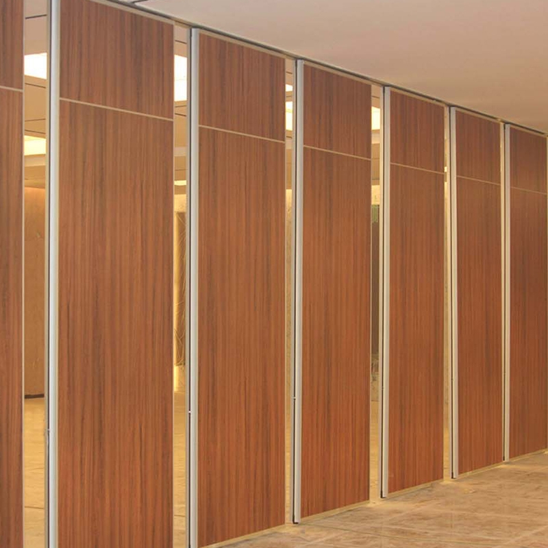 Movable screen acoustic sliding doors partition wall panel for Sliding panel walls