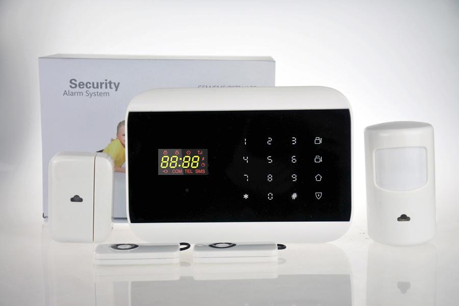 PSTN Telephone Line Alarm System KH9686